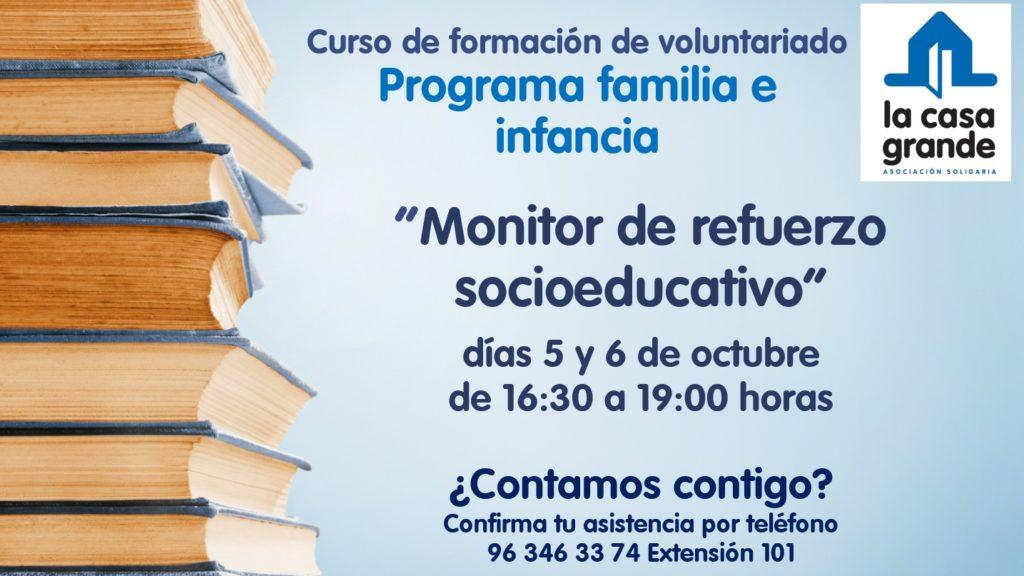 formacion-voluntariado-monitor-refuerzo-socioeducativo