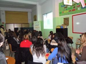 El colegio Rodrigo Giorgeta colabora con nosotros